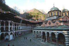 Manastir Rila unutra | Lucky Bansko