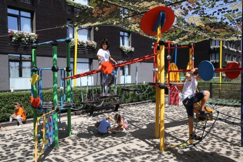 Children playground | Lucky Bansko