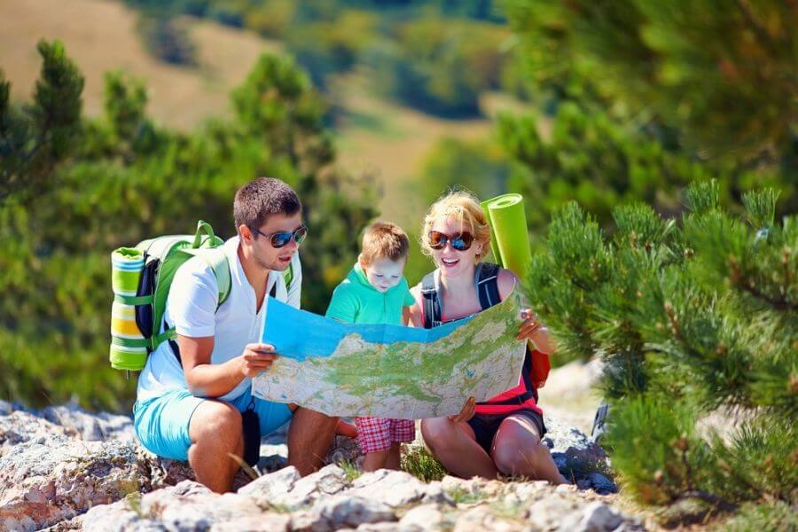 Family hiking | Lucky Bansko