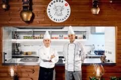 Šef kuvara restoran Fondue