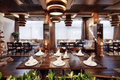 Fondue pogled na restoran | Lucky Bansko SPA & Relax