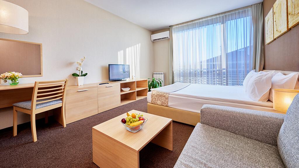 Udobnost u Apart-hotelu Lucky Bansko SPA & Relax