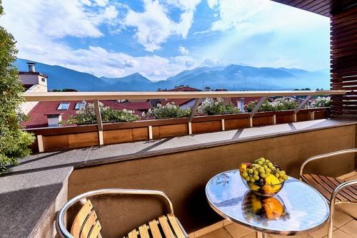 Apartman Executive - pogled sa balkona   Lucky Bansko