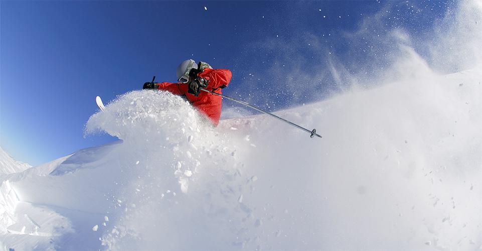 Ekstremno skijanje u Banskom Lucki Bansko