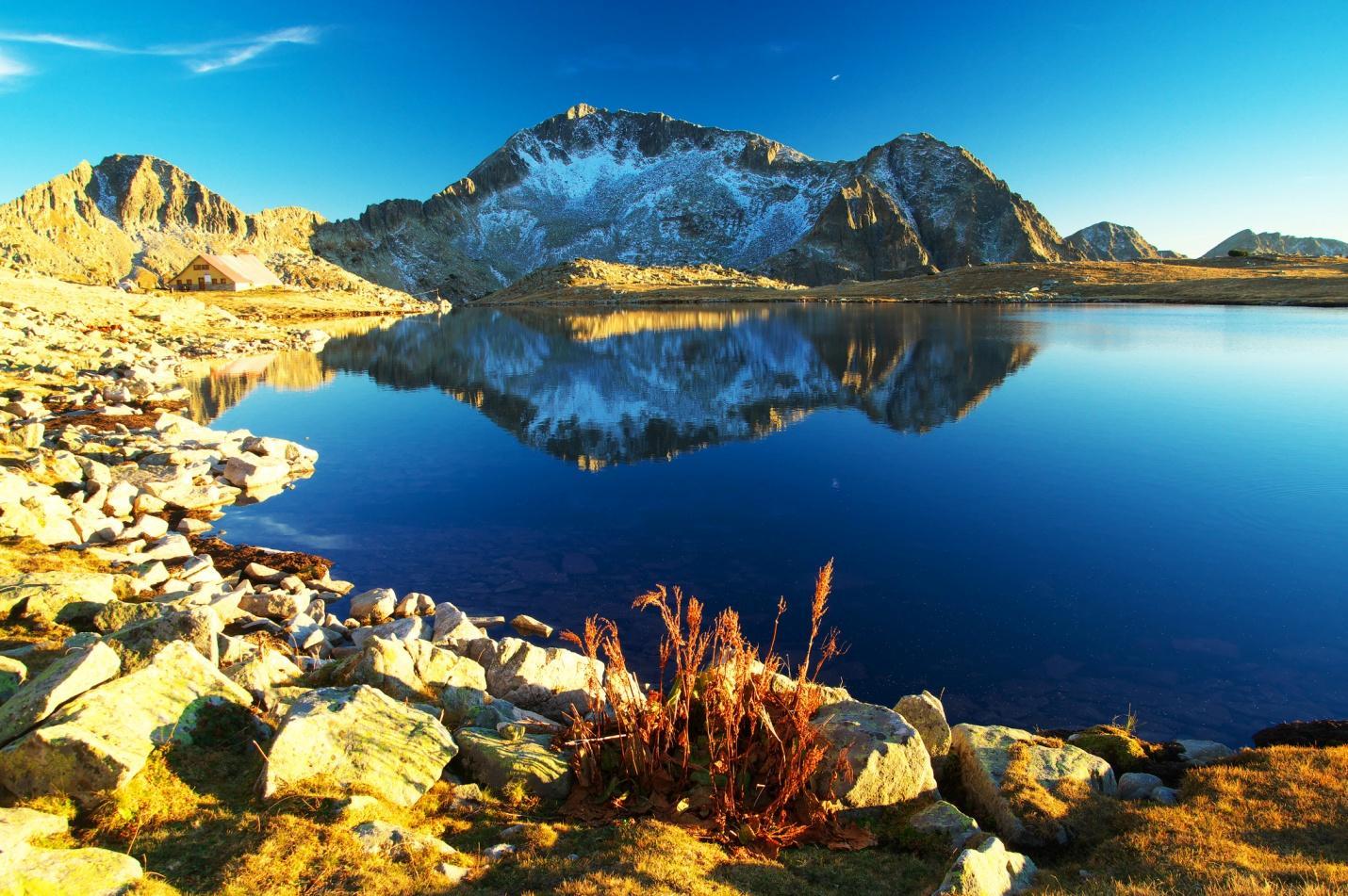 Jezera do vrha Vihren Lucki Bansko