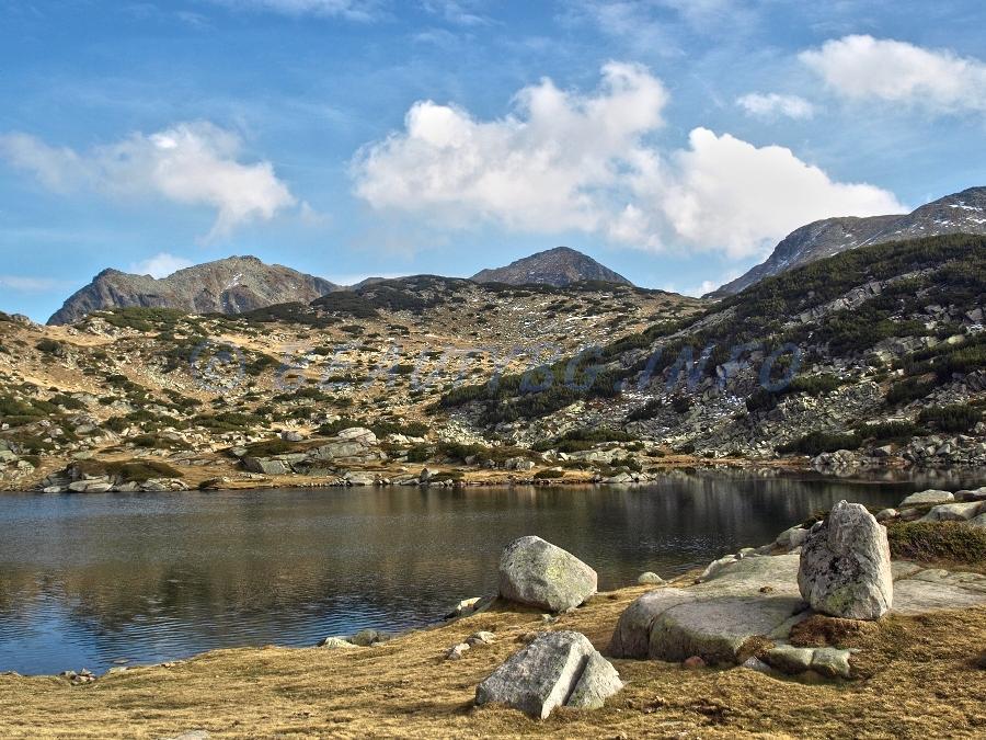 Jezero na planini Pirin | Lucky Bansko SPA & Relax