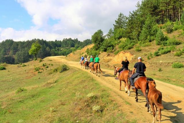 Jahanje na planini u Banskom | Lucky Bansko SPA & Relax