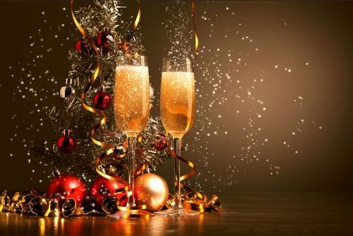 Nova godina 2018 i šampanjac u Lucky Bansko SPA & Relax