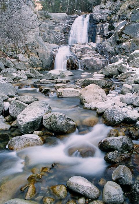 Vodopad rijeke Popine Lucki Bansko