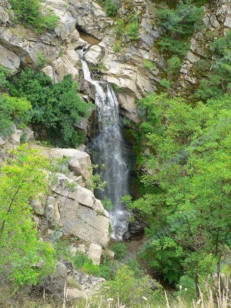 Skakaloto vodopad | Lucki Bansko