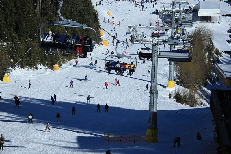 Slika ski lifta u Banskom | Lucky Bansko SPA & Relax