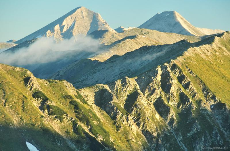 Vegetacijski vrh Vihren Lucki Bansko