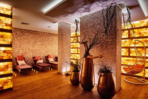 SPA Relax zona u Aparthotel Lucky Bansko SPA & Relax