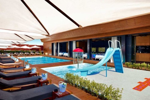 Aparthotel Lucky Bansko SPA & Relax   Spoljašnji bazeni