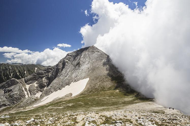 Od Banskog do Vihrenskog vrha Lucki Bansko