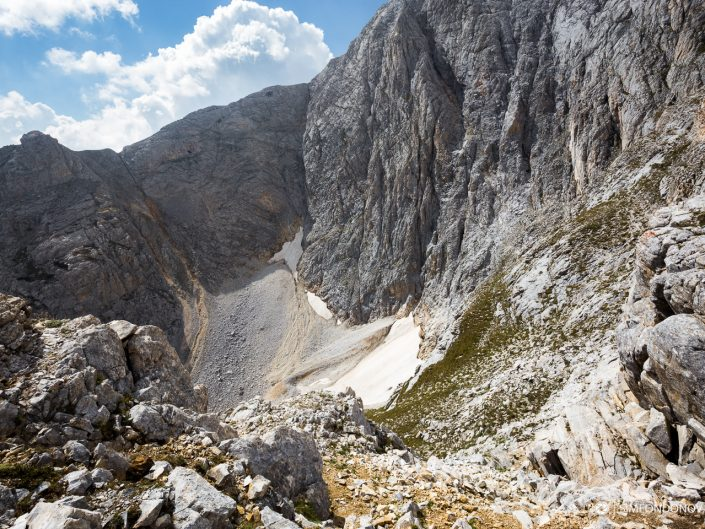 Vrh Vihren - severni zid | Lucky Bansko SPA & Relax