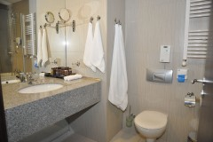 Apart-hotel Lucky Bansko SPA & Relax | Kupatilo Apartmana Lux