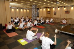 Fotografije sa kursa joge 2