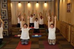 Fotografije sa kursa joge 5