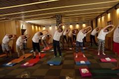 Fotografije sa kursa joge 8