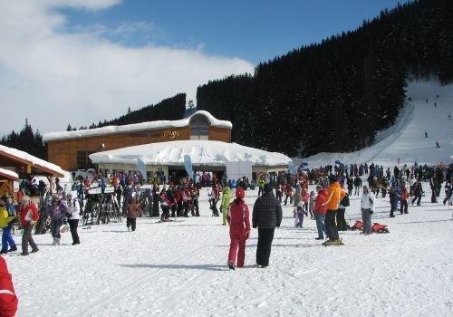 Praznično otvaranje zimske sezone | Lucky Bansko
