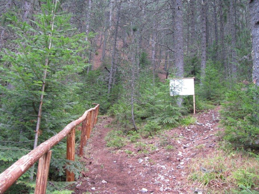 Put za Sitan Kale iz Banskog | Lucky Bansko