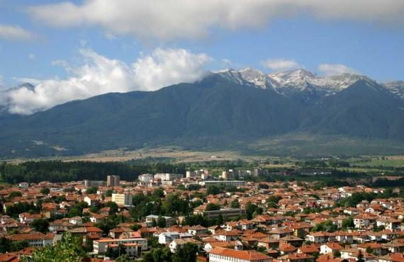 Grad Razlog u dolini Razlog | Lucky Bansko