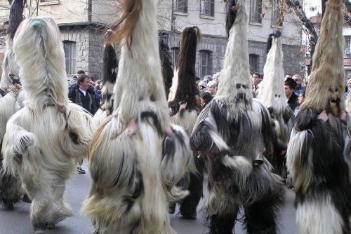 Karneval Kukeri u Banskom | Lucky Bansko SPA & Relax