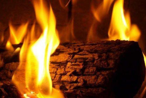 Slika ognjišta | Lucky Bansko SPA & Relax