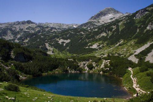 Слика језера Еие | Lucky Bansko SPA & Relax