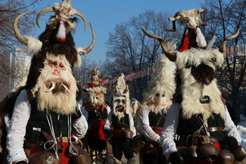 Ancient Kukeri Vov | Lucky Bansko SPA & Relax