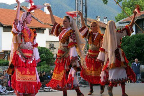 Festival folklora u Banskom | Lucky Bansko