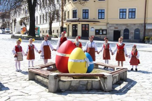 Easter decoration | Lucky Bansko