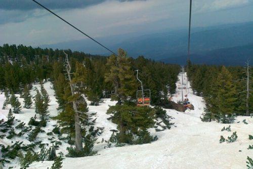 Dobrinishte chairlift | Lucky Bansko