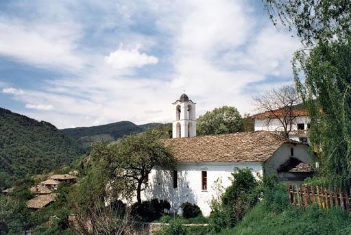 Stara crkva u selu Kovačevica