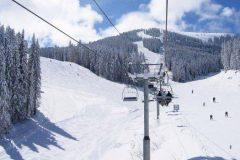 Skijalište u Pirinu