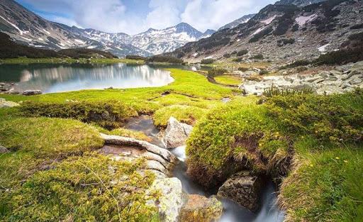 Reke i parkovi u Pirinu
