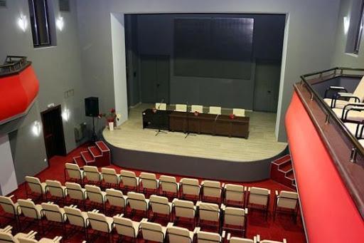 Mesta u bioskopu u Banskom