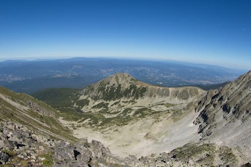 Vrh Bezbog u Pirinu