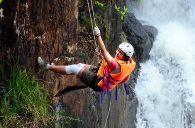 Kanjoning sport u Banskom