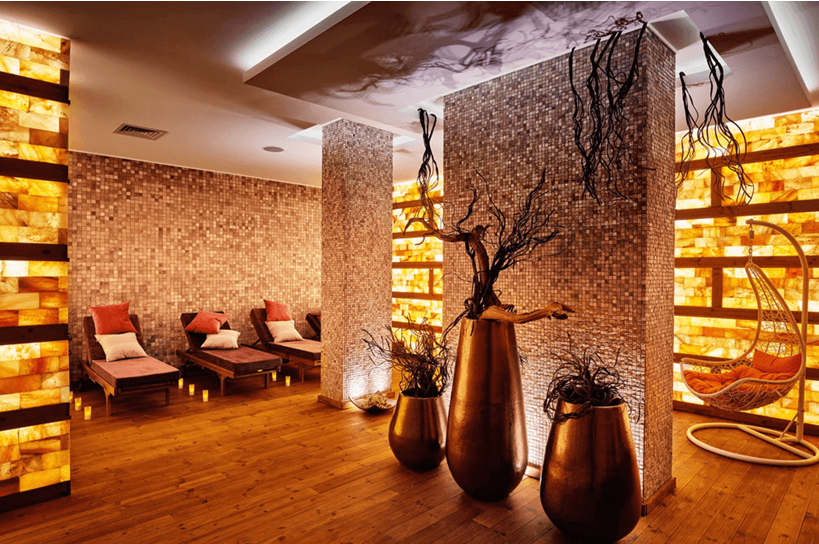 Prednosti SPA procedura u centru hotela Lucki Bansko
