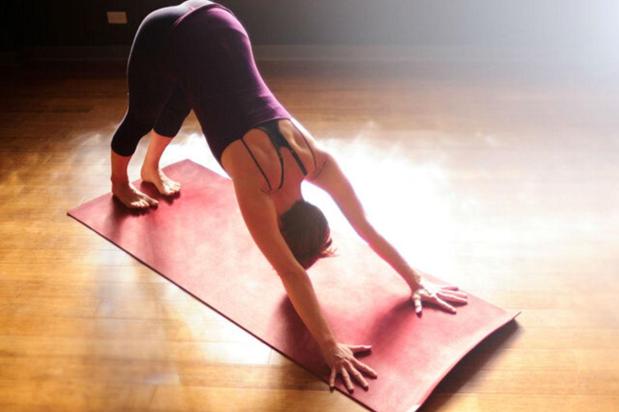 Trening joge u Banskom
