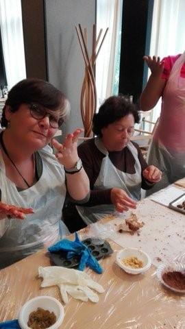 Priprema master čokolade za čokoladu | Lucky Bansko