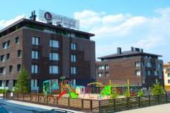 Apart-hotel Lucky Bansko SPA & Relax |  Dečije igralište i fasada
