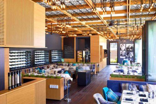 Apart-hotel Lucky Bansko SPA & Relax   Restoran Leonardo stolovi