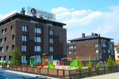 Fasada i dečije igralište u Lucky Bansko | Lucky Bansko
