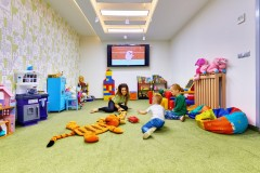 Dečiji klub sa animacijom