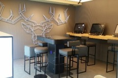 Kompjuterska zona u foajeu | Lucky Bansko SPA & Relax