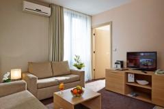 Apart-hotel Lucky Bansko SPA & Relax |  Dnevna soba u studiju Lux