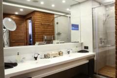 Apart-hotel Lucky Bansko SPA & Relax |  Predsednički Apartman Kupatilo i kada